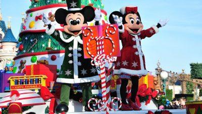 Anniversaire 90 ans Mickey