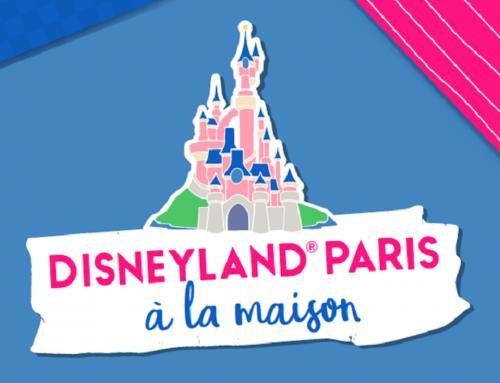 Disneyland Paris lance pour les familles la plateforme en ligne gratuite «Disneyland Paris à la maison»